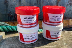 Wencon ceramic coating